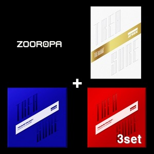 [3종세트] 에이티즈 (ATEEZ) TREASURE EPILOGUE Action To Answer EP.FIN All To Action WONDERLAND