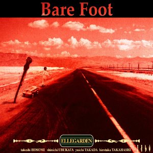 [중고CD] Ellegarden / Bare Foot (Single/일본반)