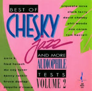 [중고CD] V.A. / Best Of Chesky Jazz & Audiophile Test CD Vol.2 (수입)