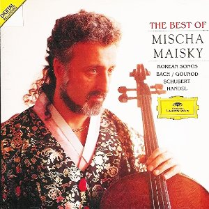 [중고CD] Mischa Maisky / The Best of Mischa Maisky - Korean Songs (dg3737)
