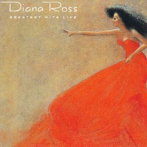 [중고CD] Diana Ross / Greatest Hits Live (수입)