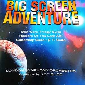 [중고CD] London Symphony Orchestra, Roy Budd / Big Screen Adventure (수입)