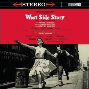 [중고CD] O.S.T. / West Side Story - Original Broadway Cast Recording (수입/아웃케이스 A급)