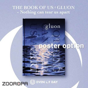 [포스터옵션] 데이식스 DAY6 Even of Day The Book of Us Gluon Nothing can tear us apart