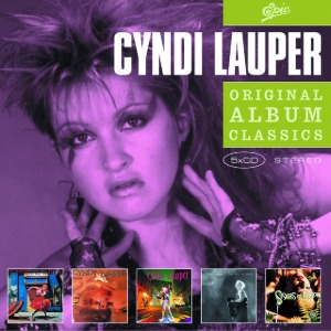 [중고CD] Cyndi Lauper / Original Album Classics (5CD Box Set/수입)