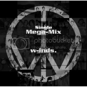 [중고CD] w-Inds.(윈즈) / Single Mega-Mix (CD+DVD/수입)