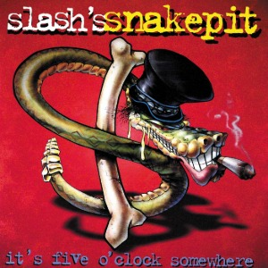[중고CD] Slash's Snakepit / It's Five O'Clock Somewhere (일본반/아웃케이스)