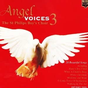 [중고CD] St Philips Boy's Choir / Angel Voices 3 (fmc0008)