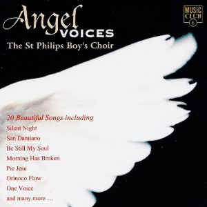 [중고CD] St. Philips Boy`s Choir / Angel Voices (fmc0012)